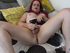 Try Out Tuesday Briana Bangs Cums!